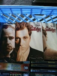 Movies the God Father collection Los Angeles, 90037