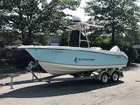 2007 Center Console 21' with 300 hrs. Boat is in unbelievable shape. Fish ready Brookhaven, 11727