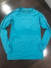 Lululemon long sleeve swiftly tee ~ size 10 ~ excellent shape  Surrey, V4N 6A2