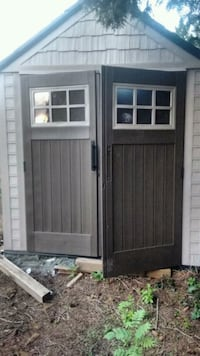 Rubbermaid shed Coquitlam, V3J 4S4
