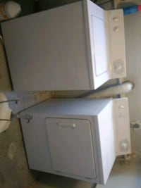 white front-load clothes dryer Fort Collins, 80526