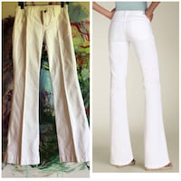 Anthropologie COH white jeans size 27 2 -VGUC  Rochester Hills, 48309