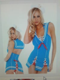 NEW SEXY SAILOR SMALL Halloween COSTUME AVAILABLE Florence, 39073