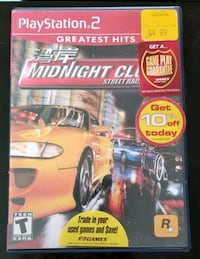 PS2 Midnight Club Chantilly, 20151