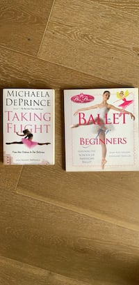 Two. Ballet  Books  in Perfect Condition Los Angeles, 90068