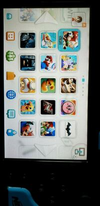 Wii U 23 Games With 2 GB HD Sterling, 20164
