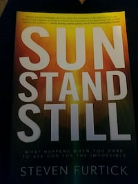Sun Stand Still by Steven Furtick book