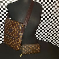 Louis Vuitton crossover bag  Catonsville, 21228