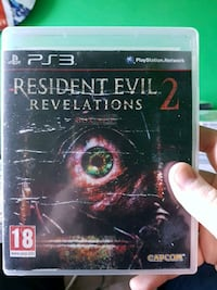 resident sul revelation 2 ps3
