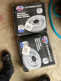Ford ranger rotors Burlington