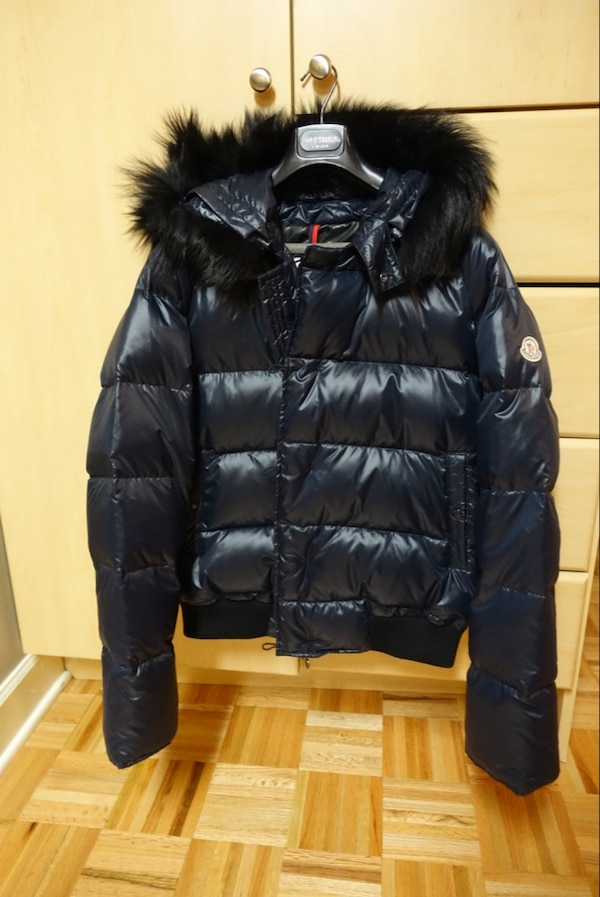 aabd3e4b76c7 Used Moncler Jacket Men size 4 (L) for sale in New York - letgo