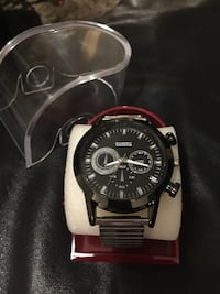 Men's watch new with stretch band Brampton, L6R 3P5