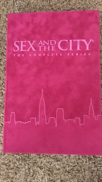 Sex and the City complete series Fargo, 58104