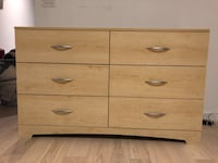 Beautiful dresser and matching table Toronto, M5A