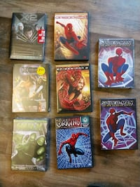 Marvel DVD movie collection