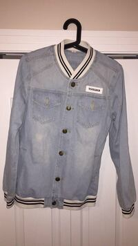 Varsity Denim Jacket 3157 km