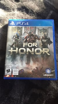 For honor ps4 game Waterloo, N2T 1T8