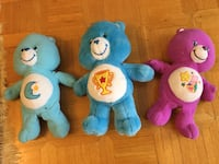 3 used Care Bears Toronto, M1T 3S1