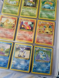 pokemon cards City of Manassas, 20110
