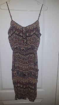 Bohiman summer dress  Lincoln, L0R