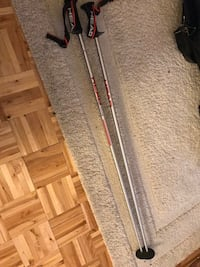 "Head Racing Ski piles 54""(135cm)"
