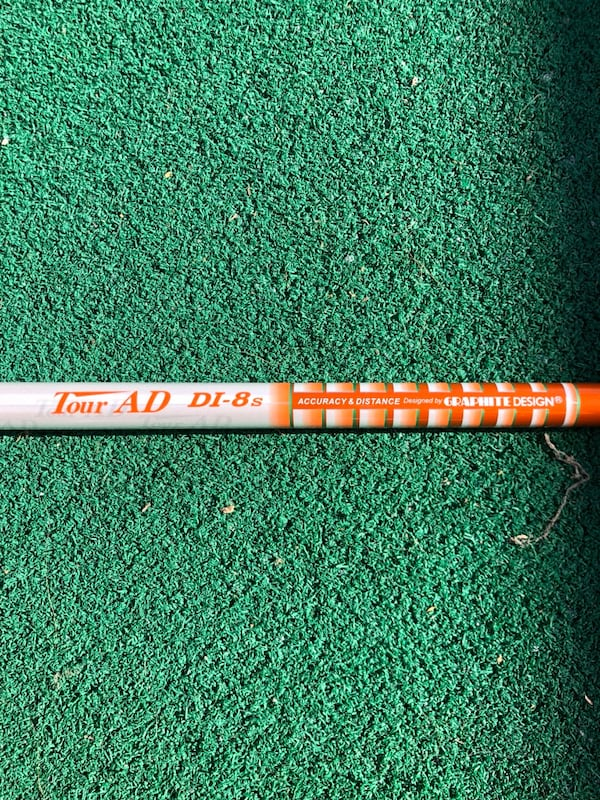 Tour AD DI-8s Fairway (3 Wood) Shaft with TaylorMade tip. 1b3eb0a4-addd-48e3-beed-48b62776a72e