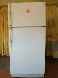 GE White Refrigerator in great condition Brampton, L6P 2A1