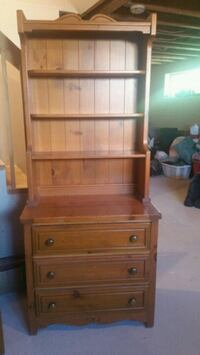 Cabinet with drawer and Shelving Laval