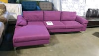 right hand sofa with chaise  Mississauga, L4X 1R1