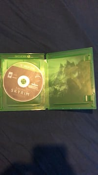 Xbox One Destiny game disc with case null