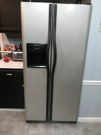Frigidaire Stainless Steel Side by Side Refrigerator  Burke