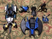 blue and black RC toy car Fort Worth, 76106