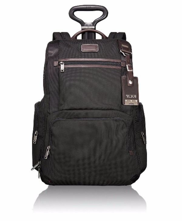 625953b87ce1 Used Tumi Alpha Bravo Lemoore Wheeled Backpack  22472HKH for sale in Los  Angeles