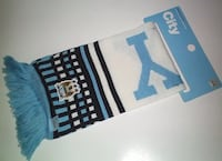 Manchester City Football Club Knit Text Team Scarf London