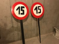 15 birthday party joke/ 15 mph signs for 15 years birthday party Simpsonville, 29681