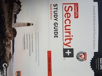 CompTIA Security study guide book North Potomac, 20878