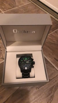 Omicron watch brand new with box and tags Calgary, T3E 6N3