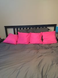 4 Hot Pink Decor Pillows - STILL AVAILABLE
