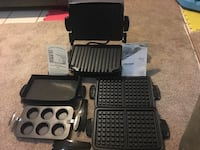 George Forman grill almost new condition  Sarasota, 34241