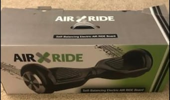 Electric Air ride board