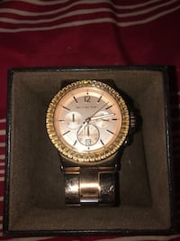 Michael Kors rose Gold Watch negotiable 365 km
