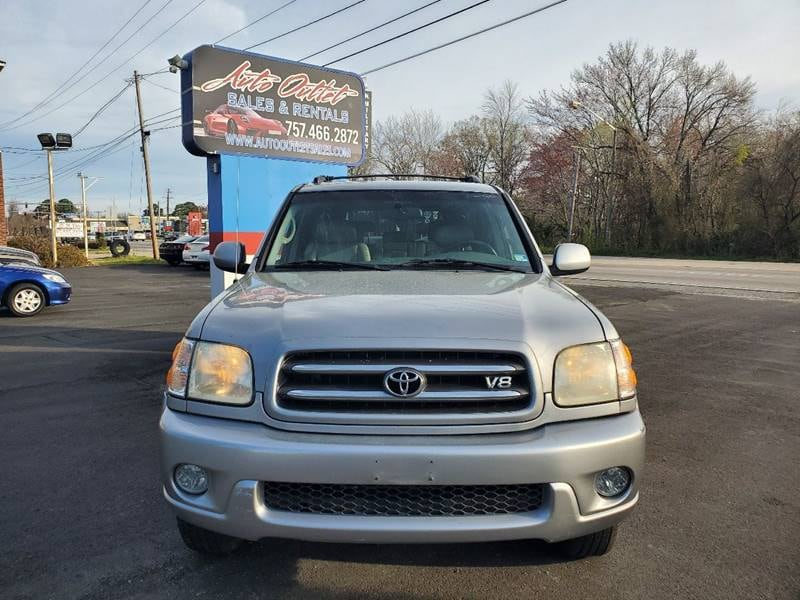 2003 Toyota Sequoia Limited 4WD 4dr SUV 7
