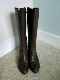 Geox high boots in coffee size 8.5 Charlotte, 28204