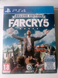Far cry 5 deluxe edition previntado 5846 km