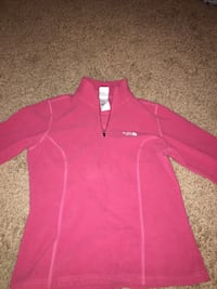 Women's North Face zip up  Springfield, 62704