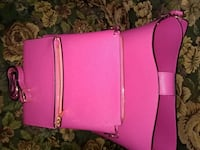 Pink Purse(bought at Target)brand new never worn
