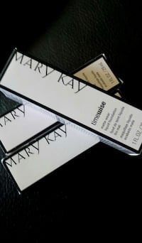 three Mary Kay boxes