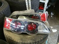 2002 acura rsx  aftermarket  taillights