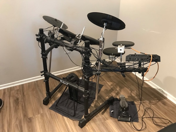 Used Roland TD-6V Electronic Drumset for sale in Glendora