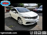 Honda Civic 2015 Edgewood